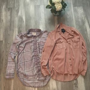 American Eagle shirt bundle